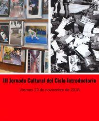 III Jornada Cultural del Ciclo Introductorio – 23 de noviembre
