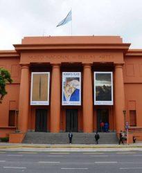 Salida cultural sugerida: Museo Nacional de Bellas Artes